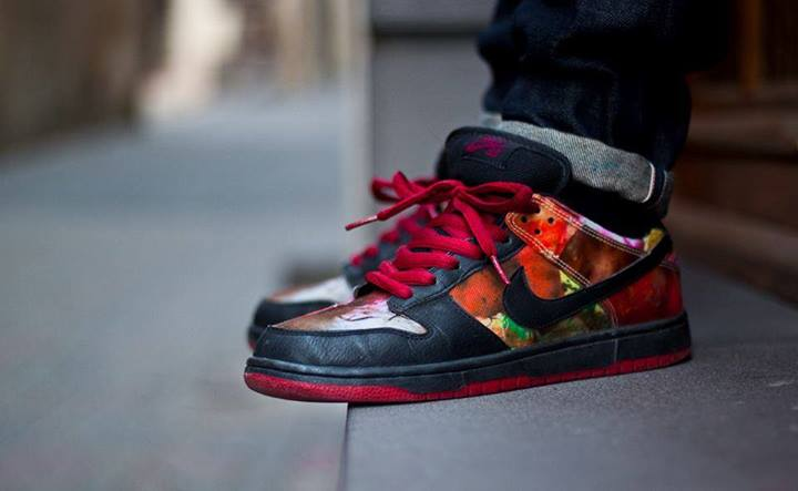 "Nike SB Low ""Pushead"""