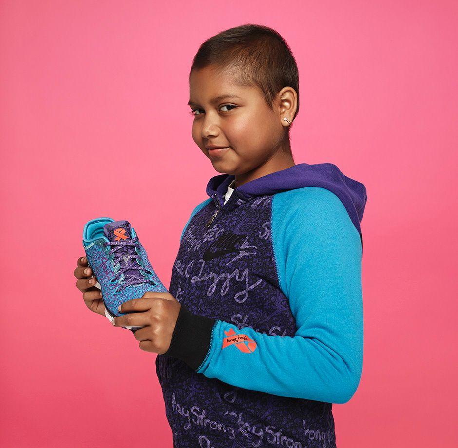 Lizzy Olizan, Age 11, Womens Nike Free TR5, $110