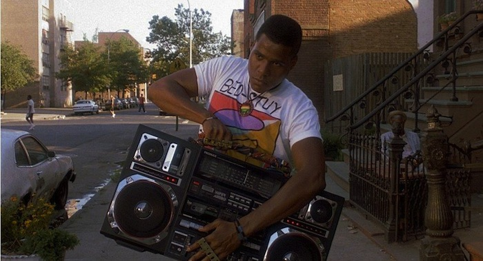 hot sale online f3b96 db156 Radio Raheem is a character within one of Spike s earliest movies