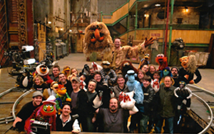 Check out Matt's work with The Muppets...