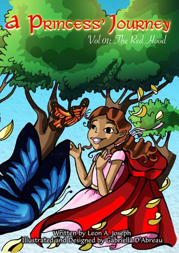 A Princess' Journey Cover Art