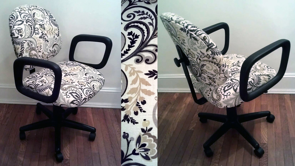 office chair upholstery. office chair re-upholstery upholstery h