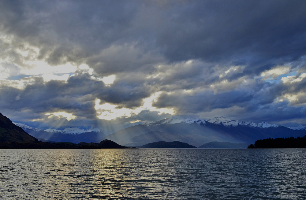 [12] Lake Wanaka, South Island.