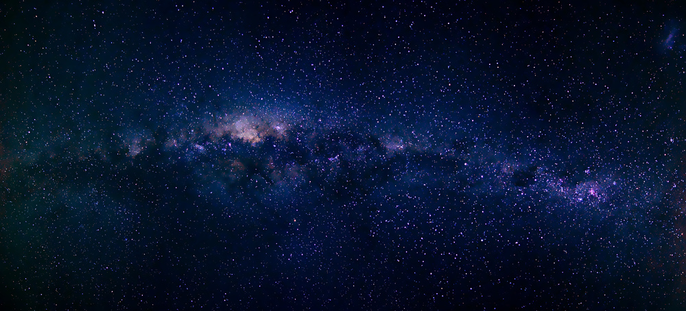 [14] Milky Way from Lake Tekapo, South Island.