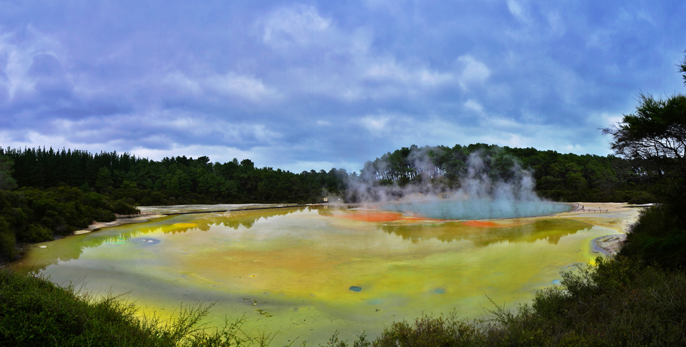 [17] Artists Pallete, Wai-O-Tapu, North Island.