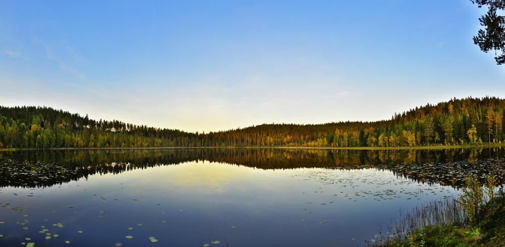Swedish Lakes.