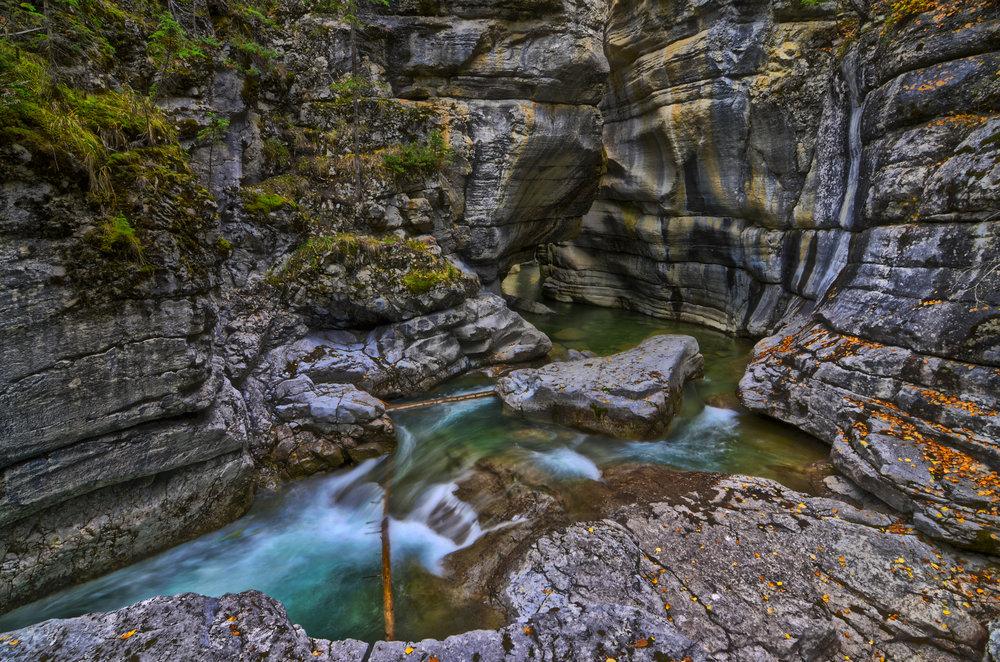 Maligne Canyon, JNP