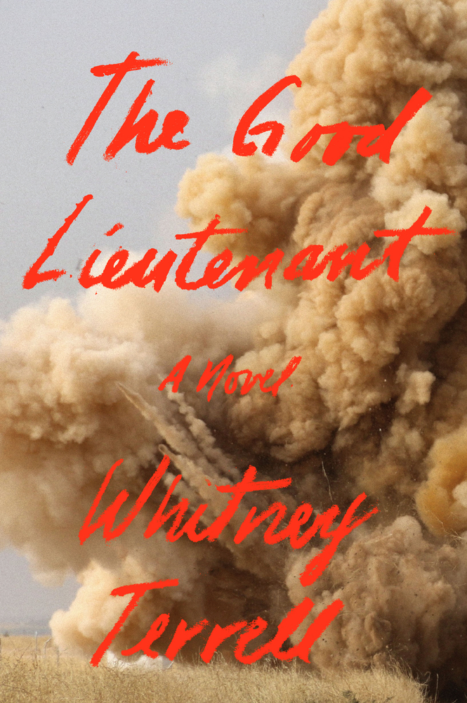 Whitney Terrell's wonderful THE GOOD LIEUTENANT.