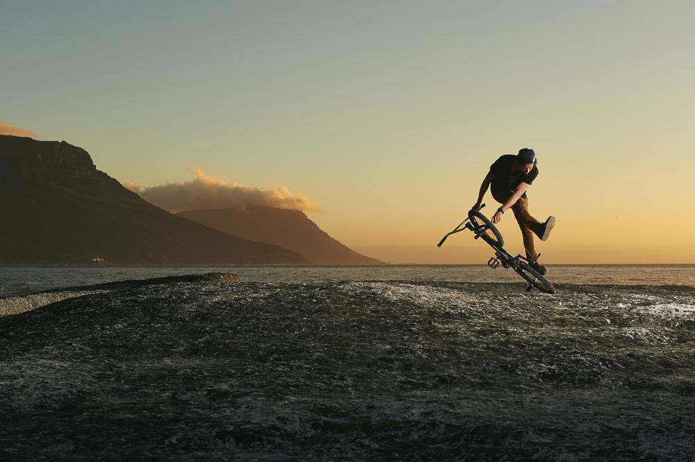 Matthias Dandois Cape Town, South Africa