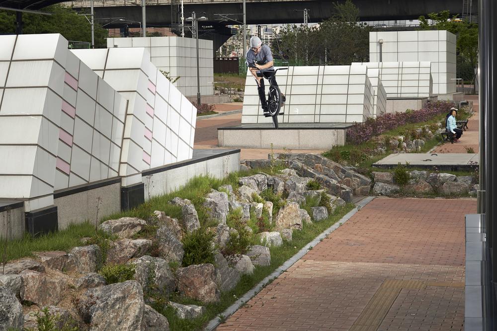 Anthony Perrin Seoul, South Korea
