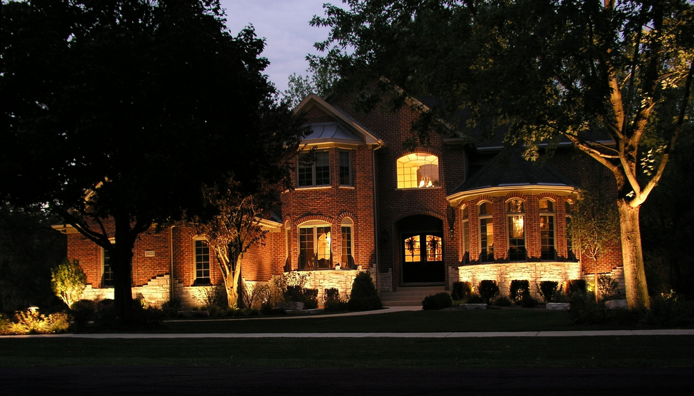 Artistic Outdoor Lighting | Chicago Landscape Lighting Company | Outdoor Lighting Chicago IL & Artistic Outdoor Lighting | Chicago Landscape Lighting Company ...