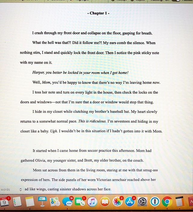 ✨📖Sneak peak of first chapter! Zoom in to read! 📖✨Coming this February!  #writing #scifi #novel #reading #booknerd #books #reader #fiction