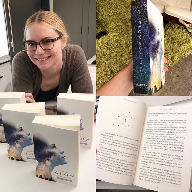 I waited seven years for the moment to hold my book. 👶🏻📕 Just got the test prints! So excited for you all to meet everyone inside on February 13, 2019!! #writersofinstagram #writing #scifi #youngadult #newadult #comingsoon #fiction #isthisreallife