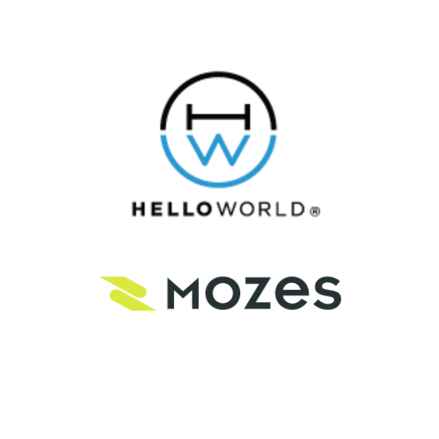 Mozes was founded in 2005 and acquired by HelloWorld in 2012.