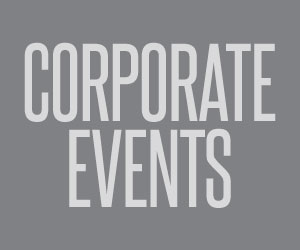 CORPORATE EVENT MENUS
