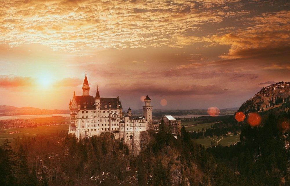 Enchanted Kingdom - Magic and Royalty Reign