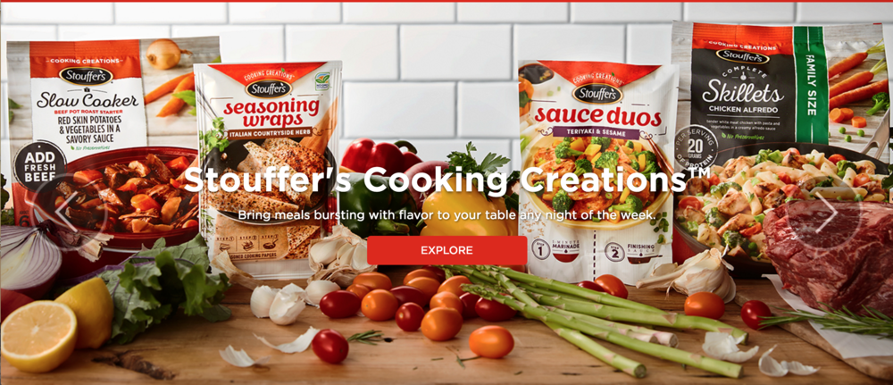 Stouffer's home page