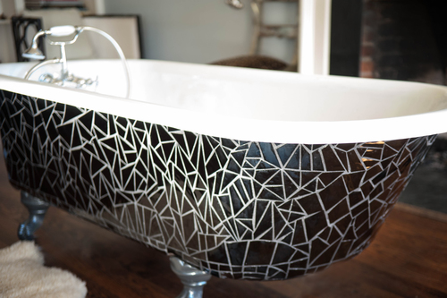 The Margaux Looking Glass Baths