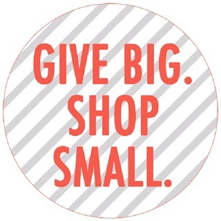 It's #shopsmall Saturday gang! Keep your local small businesses in mind while you do your holiday shopping (and year 'round while we're at it) 🤗