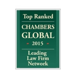 Gordon & Polscer is a top-ranked Chambers Global Leading Law Firm for 2015.
