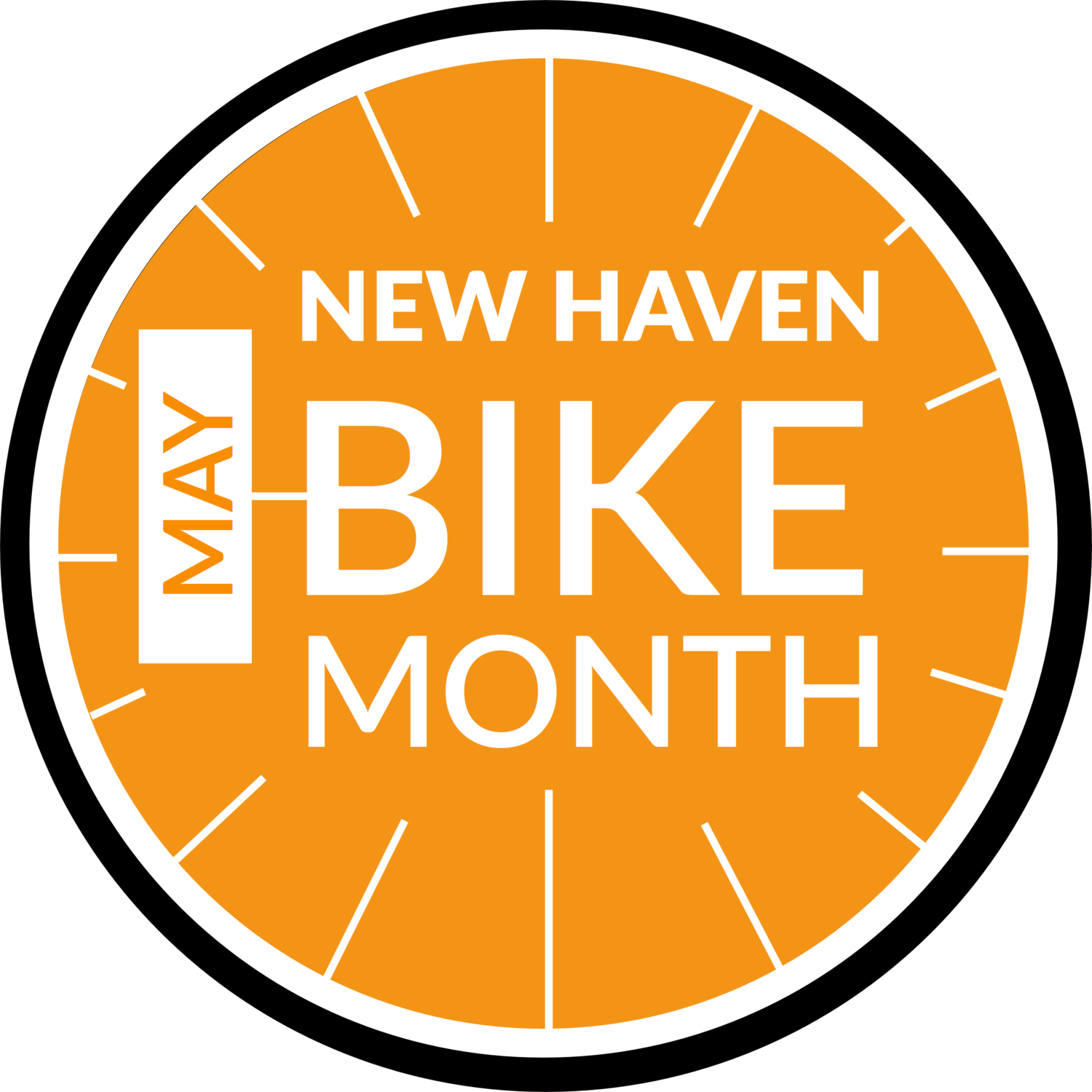 New Haven Bike Month