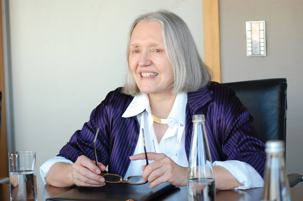 Copy of Saskia Sassen