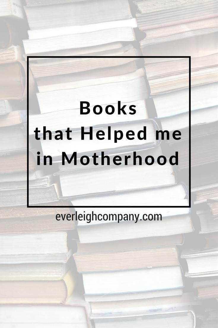 Gift Guide Books that Helped Motherhood Everleigh Company Blog
