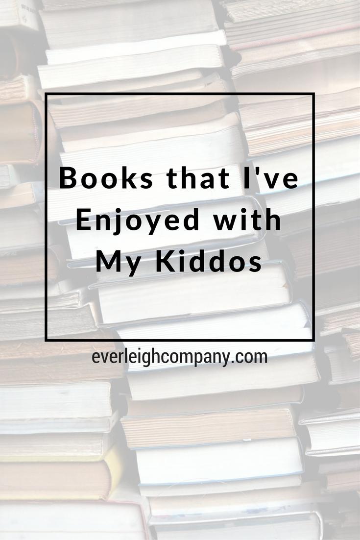 Gift Guide Books for Kiddos Everleigh Company
