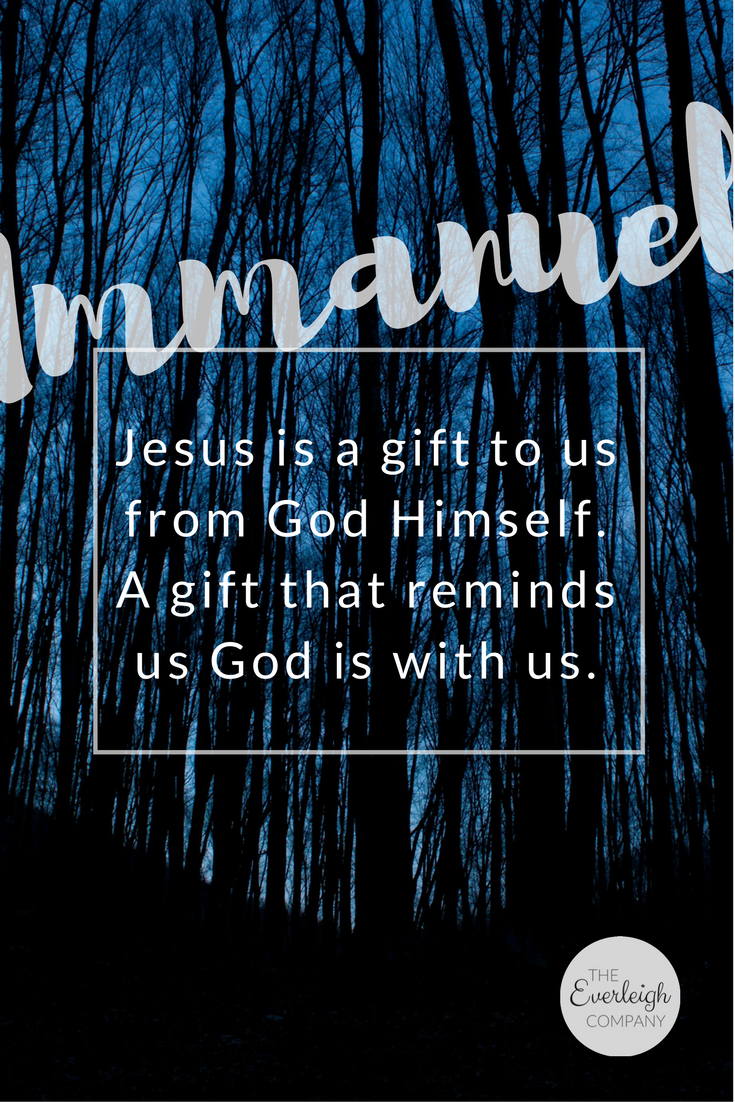 The Names of Jesus Immanuel Everleigh Company