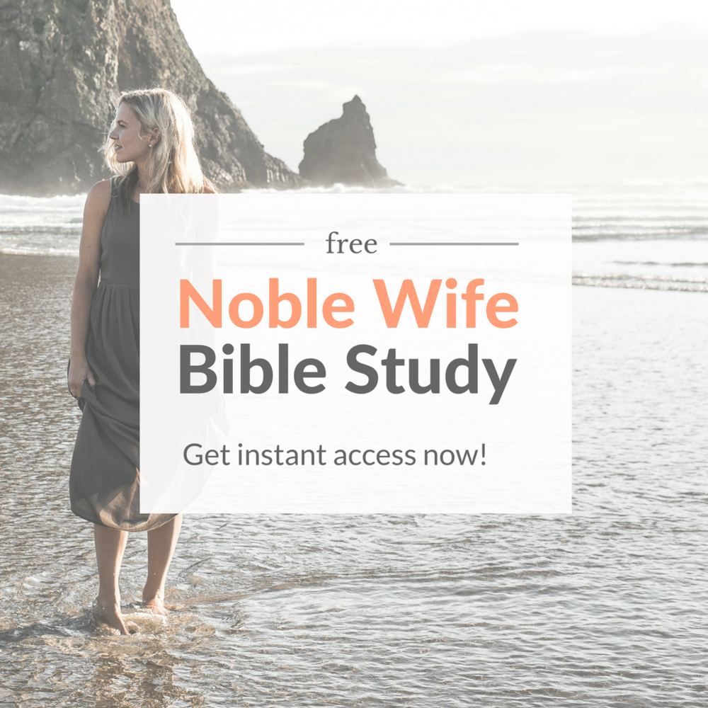 Everleigh Company Noble Wife Bible Study for Christian Women