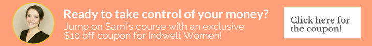 Sunny Money Method Coupon for Indwelt Women