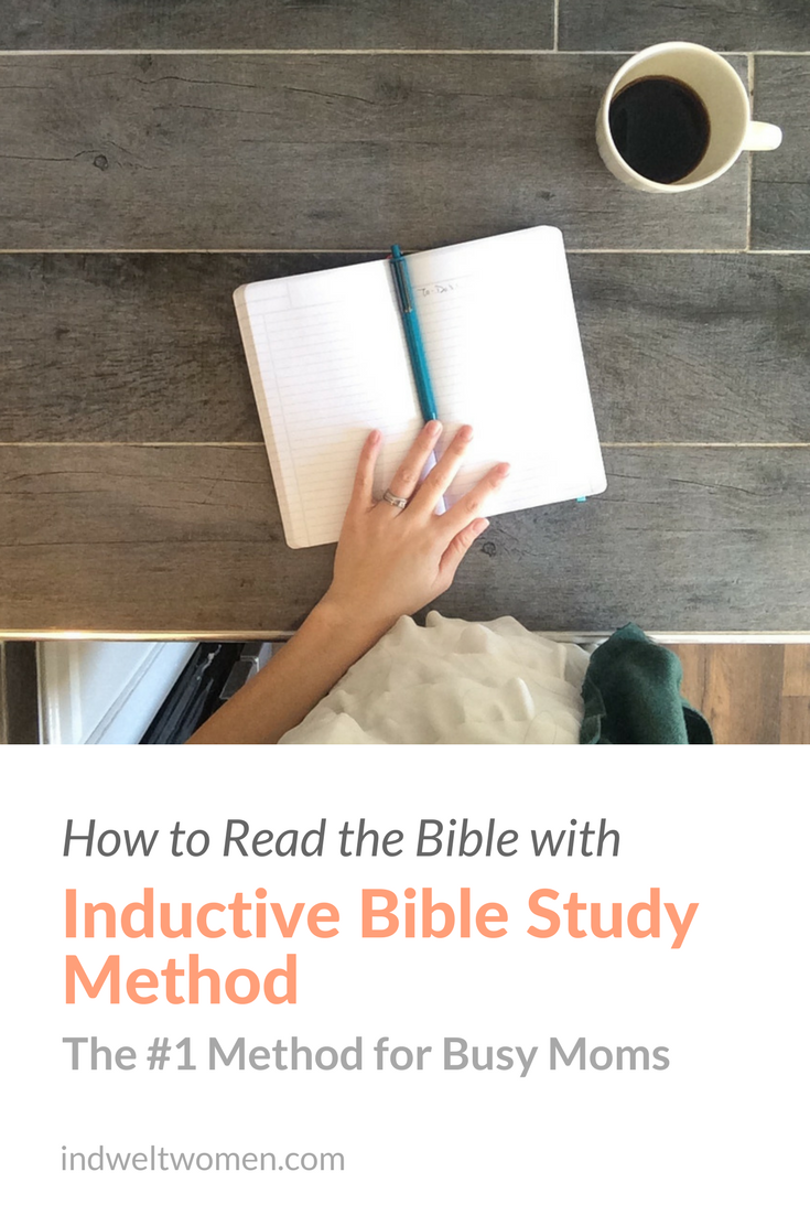 042: How to Read the Bible with Inductive Bible Study Method