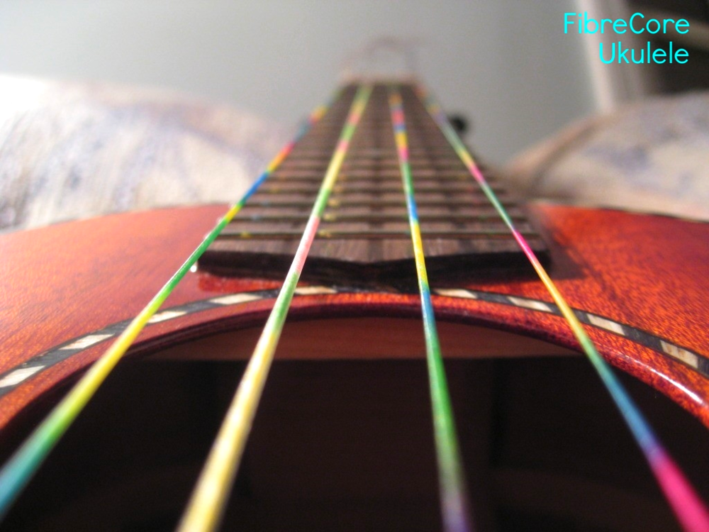 FibreCore Ukulele Strings