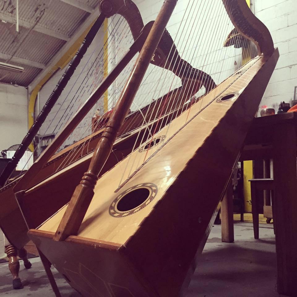 guadalupe custom strings - una tradición artesanal