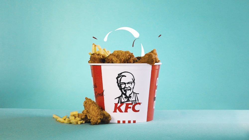Deliveroo x KFC