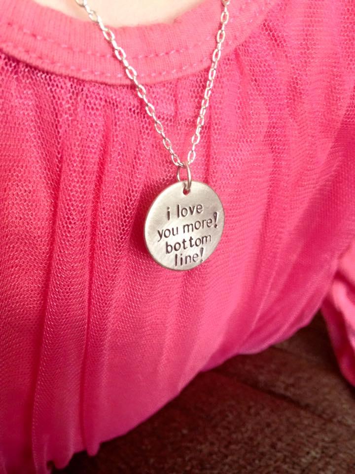 Ruth Ann: Custom Necklace