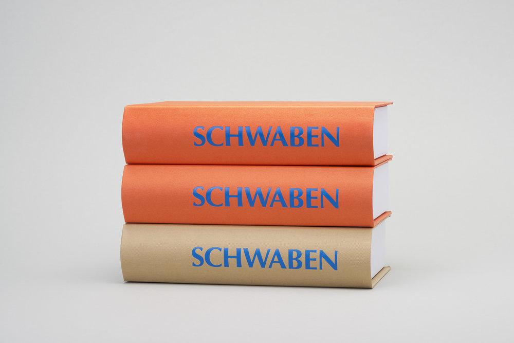 Kim Schoe  Triple Schwaben , 2017 Chromogenic print 13 3/16 x 19 7/8 inches