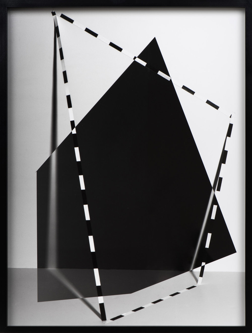 Sunglasses At Night , 2018 Silver gelatin print 24 x 18 1/8 inches