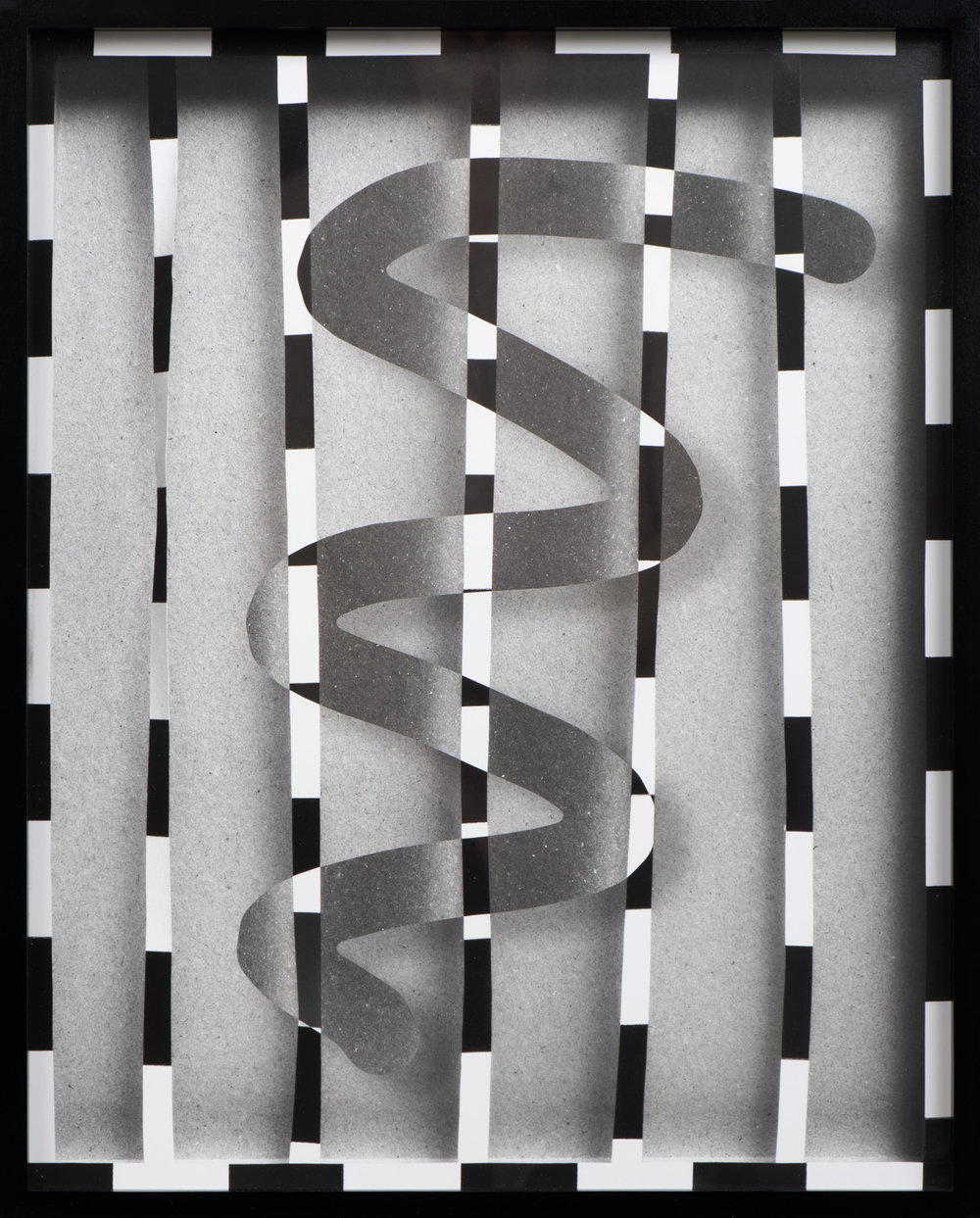 Valerie Green  Physical , 2018 Silver gelatin print 20 7/8 x 16 3/4 inches