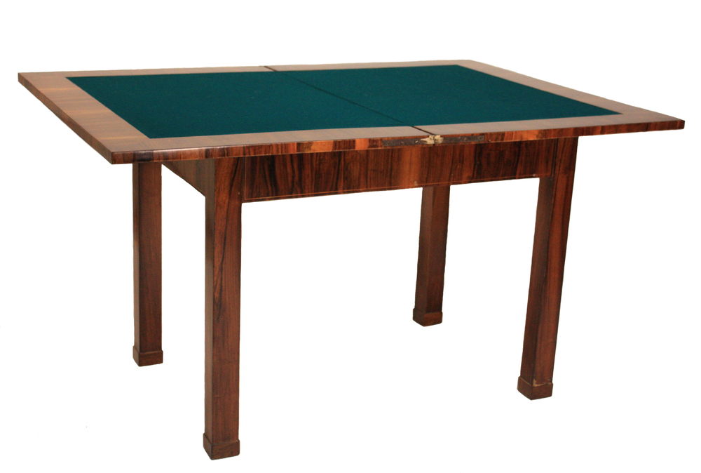 HUNGARIAN BIEDERMEIER GAME TABLE 1