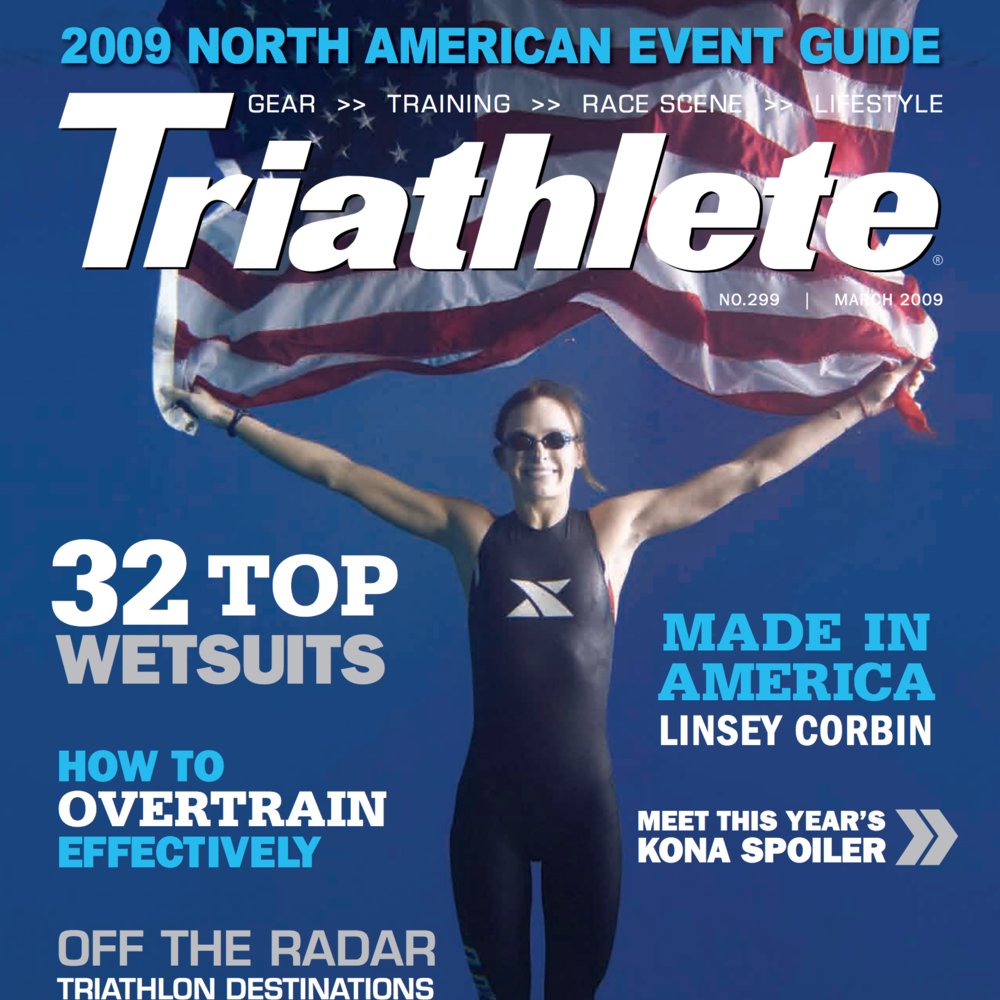 Triathlete 3.09