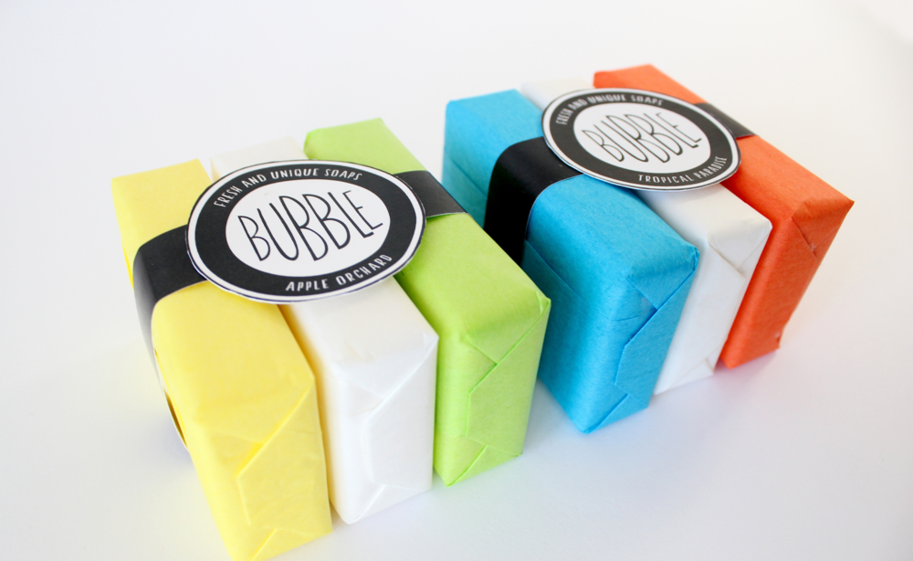BUBBLE SOAP   PACKAGING  /  PRINT  /  BRANDING  /  ILLUSTRATION
