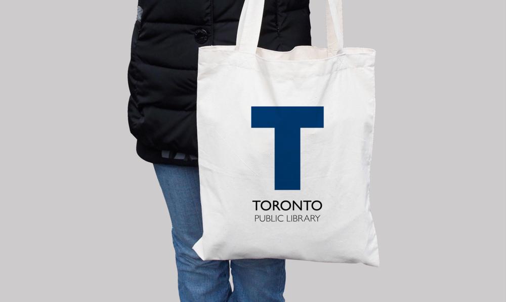 TORONTO PUBLIC LIBRARY   BRANDING / PRINT / DIGITAL / MOTION / 3D