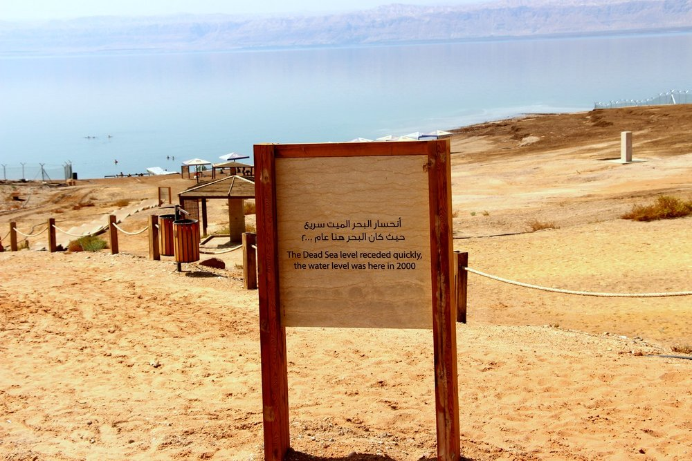 Fact: The Dead Sea is Dying.