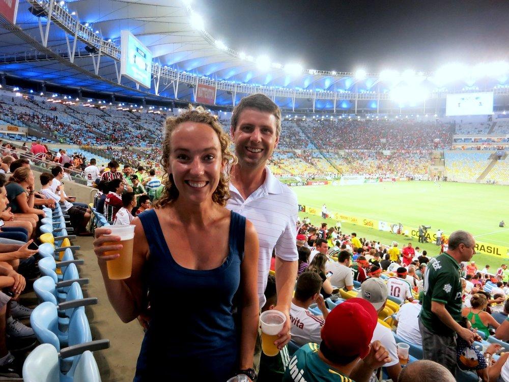 Rio de Janeiro football soccer