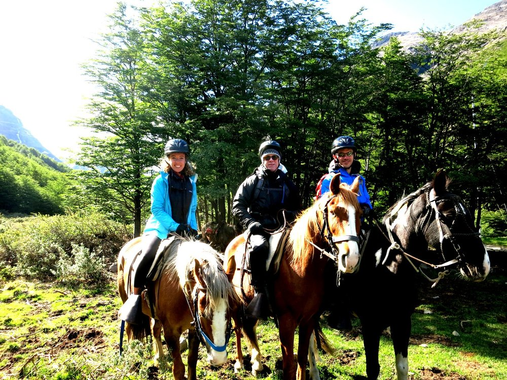 Las Torres Hike, Patagonia