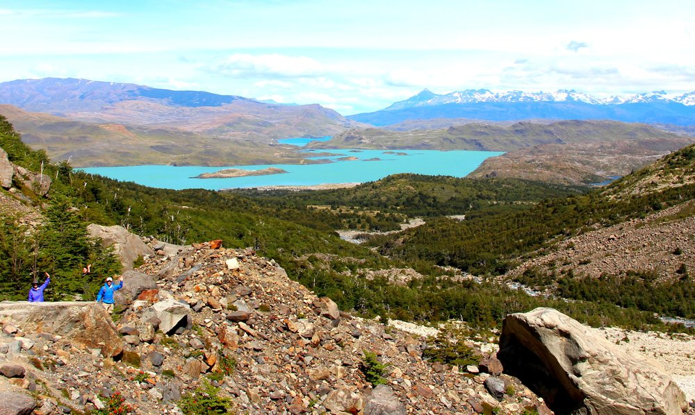 French Valley, Valley Frances, W Circuit, Patagonia