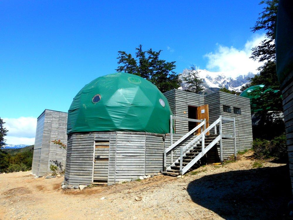 Domos Frances, Patagonia