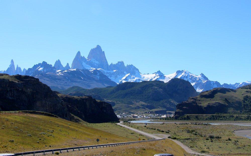 El Chatan, Patagonia