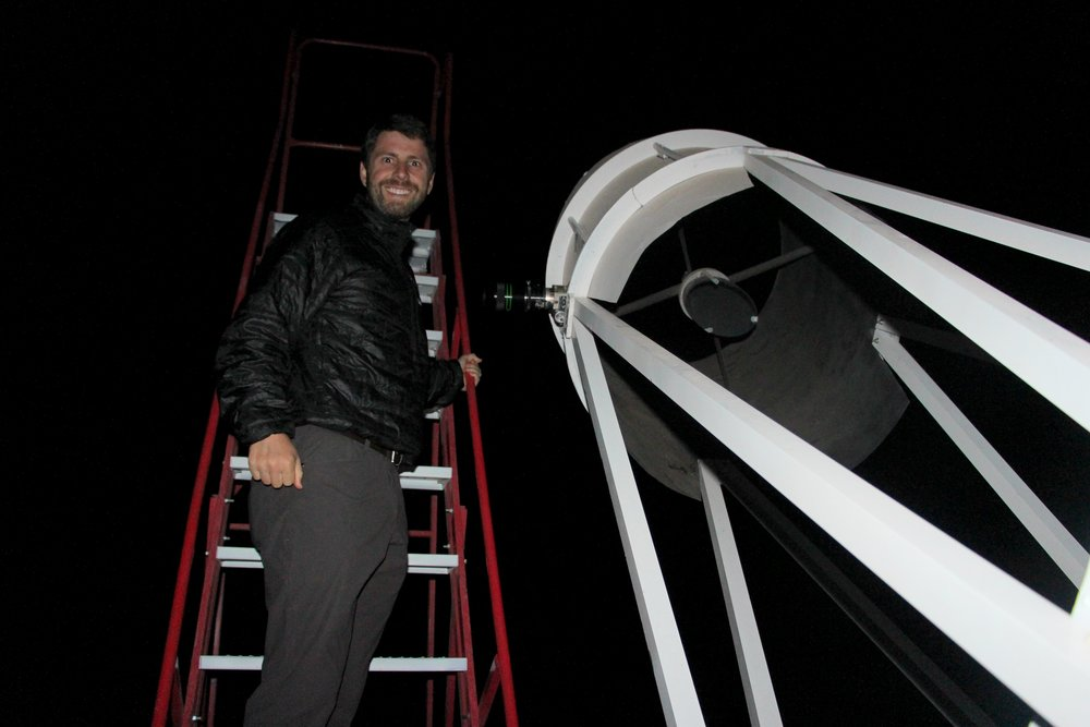 HUGE telescopes to see CRAZY things!